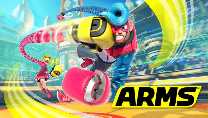 Nintendo Updates 'Arms' With LAN Play, Arena Mode