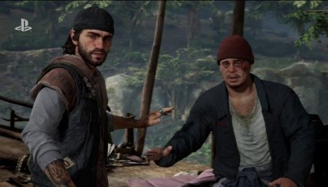 days gone, ps4, e3 2017