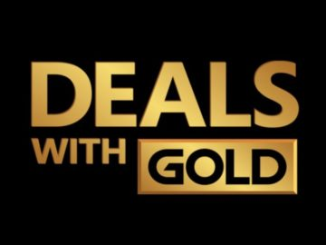 deals with gold, xbox one, xbox 360