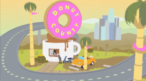 Meet Donut County, the Delicious Physics Based Eat-A-Thon