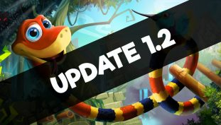 snake pass, update, patch