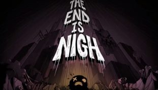 the end is nigh, new, indie, game, announced, e3 2017, switch, pc