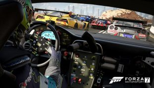 Forza 7's Download Size is Going To Make You Squirm