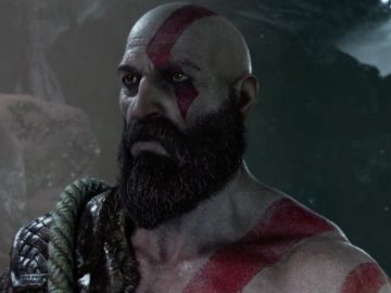 god of war, ps4, gameplay, e3 2017