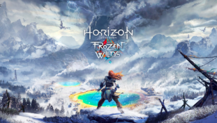 horizon zero dawn, ps4, the frozen wilds