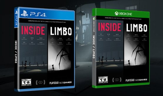 inside, limbo, double pack, playdead, 505 games