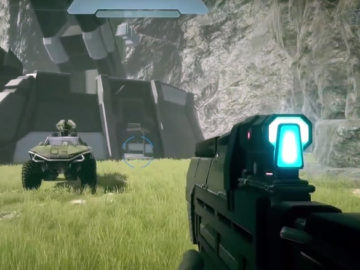 343 Industries Endorses Fan-made Halo Game