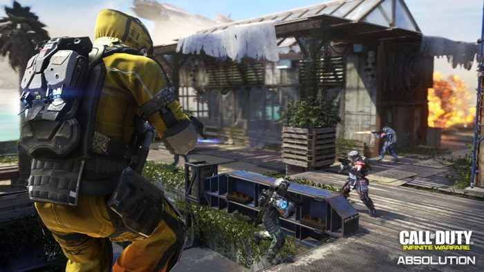Third Call of Duty: Infinite Warfare DLC Announced - Absolution Map Pack
