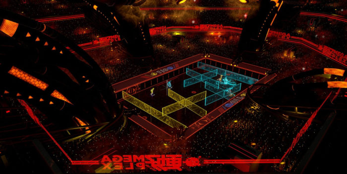 OlliOlli developer announces neon Tron-style arcade game Laser League