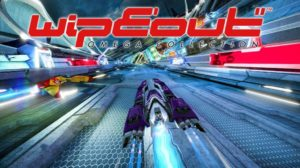 available now, ps4, ps4 pro, wipeout omega collection, trailer, launch