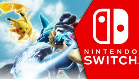 pokemon, nintendo, pokken tournament, 3ds, switch, e3 2017