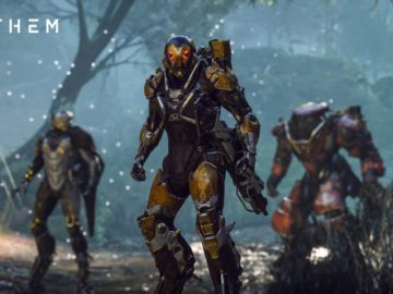Anthem, new, gameplay, bioware