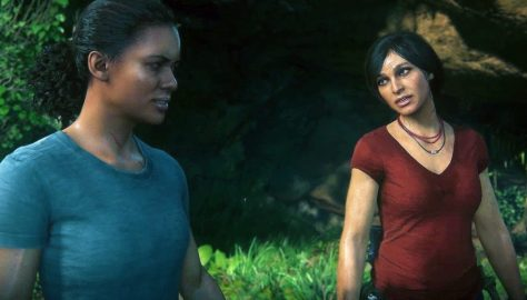 uncharted the lost legacy, ps4, demo, gameplay