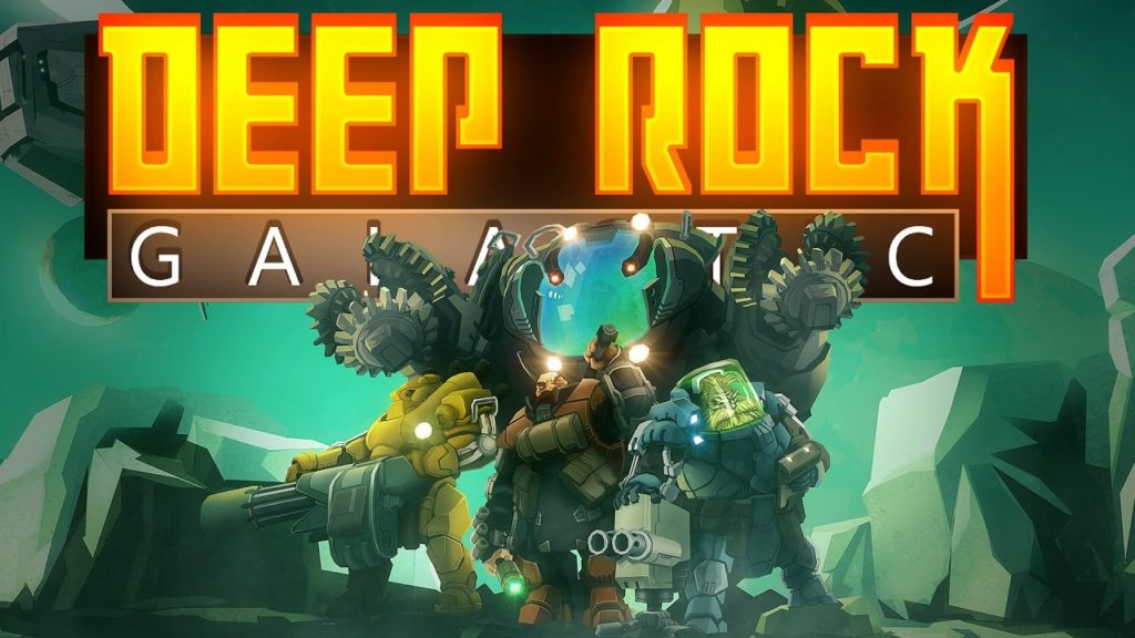 Deep Rock: Galactic Announced