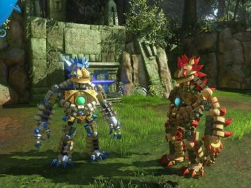 Knack 2 Release Date Gets E3 Reveal