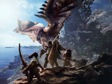 Sony at E3: Monster Hunter World Officially Revealed