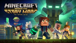 minecraft, season two, telltale games