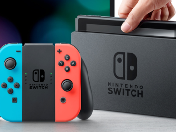 Nintendo Plans To Ship 25-30 million Switch units next year