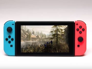 Nintendo Switch Sells 221,210 Units In Japan In A Single Week