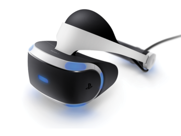 Sony Introduces New PlayStation VR Headset