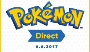 pokemon stars, nintendo, e3 2017, switch