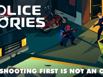 Police Stories Brings Amiga-Style Action to Kickstarter