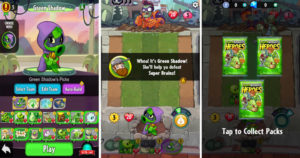 Plants Vs. Zombies Heroes Latest Update Brings 100 New Cards To The Table