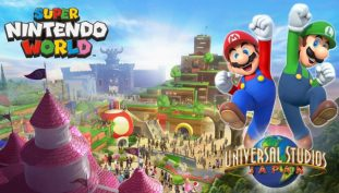 Nintendo Files Trademark for Super Nintendo World, Mario Kart Racing a Possibility