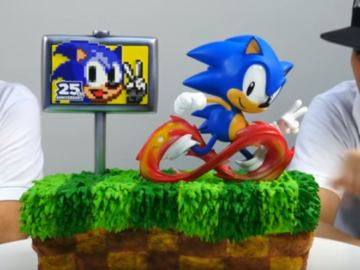Mammoth Sonic The Hedgehog Statue Will Retail for $385