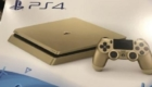 slim ps4, gold, sony, playstation, e3, annouced