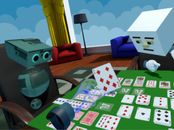 Power Solitaire VR Switches Up Formula of a Classic Card Game