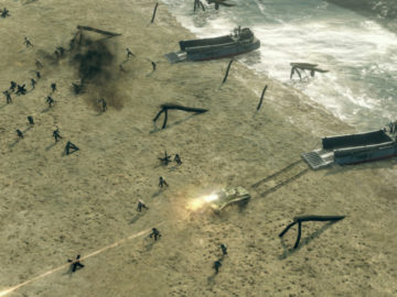 Sudden Strike 4 Impressions – Strategic Warfare