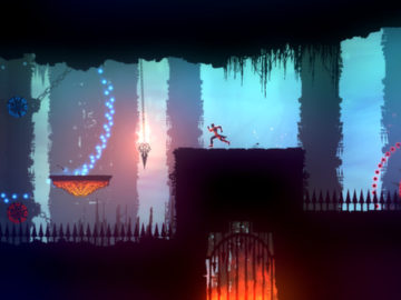 Play Housemarque's Beautiful 2D Platformer Outland For Free