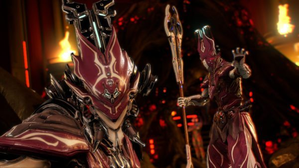 Warframe Chains Of Harrow Update Has Launched