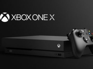 Xbox One X Pre-order Details Arrive This Sunday