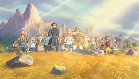 ni no kuni 2, delay, ps4, pc