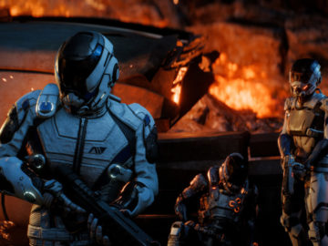 Mass Effect Andromeda Is Available Now On EA Access