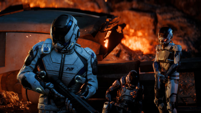 Andromeda teases Batarians and a new 'Platinum' Apex mission difficulty