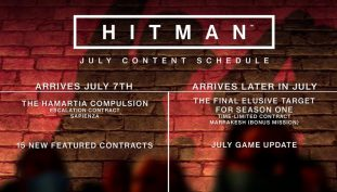 hitman july update