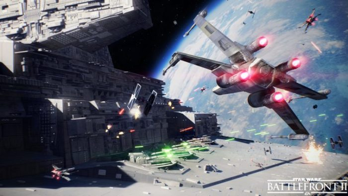 Here's what's in the Star Wars Battlefront 2 beta