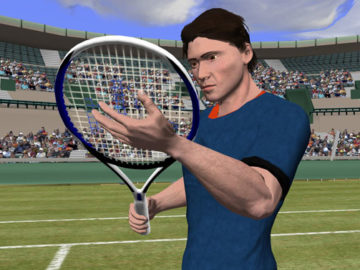 Solve Puzzles To Win Free Copy of Full Ace Tennis Simulator 2017