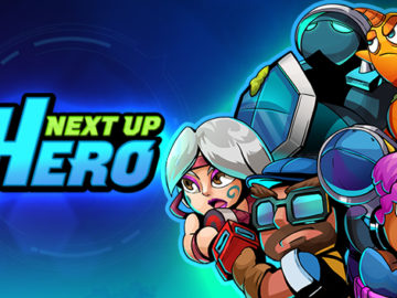 High Flying Action-Adventure 'Next Up Hero' Announced