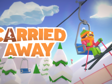 Become a Ski Resort Designer in Snowy Sandbox Carried Away