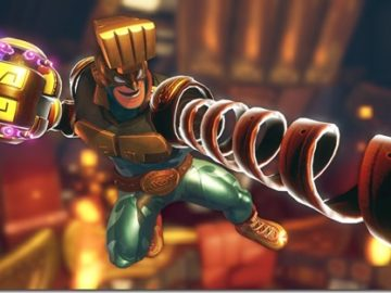 Nintendo Reveals First DLC Character Max Brass
