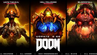 DOOM Update 6.66 Is Out; Unlocks All DLC For Free