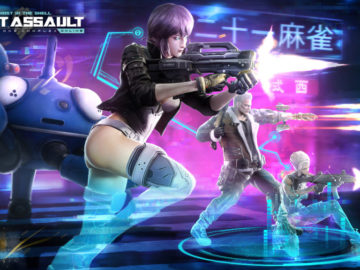 Ghost in the Shell: Stand Alone Complex – First Assault Online Gets Gigantic Update