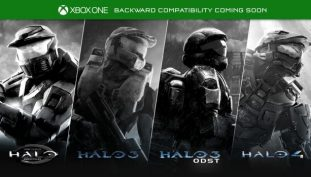 Halo 3, Halo 3: ODST and Halo 4 Announced For Backwards Compatability