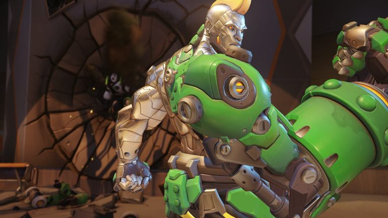 Test Out Doomfist's Cosmetics on The Overwatch PTR