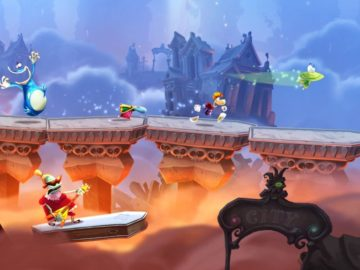 Rayman Legends Definitive Edition Switch Version Receives Release Date; Demo Coming Later this Summer