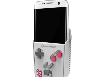 This Samsung S8 Accessory Allows You To Play Gameboy Color Cartridges